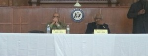 Congressmen Bobby Rush and Danny Davis host school closing forum